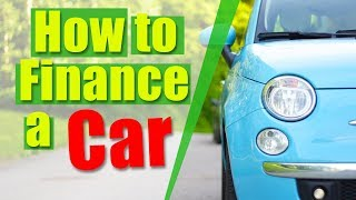 Download How to Get a Car Loan (The Right Way) Video