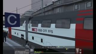 Download Train Simulator 2017 | Schweiz | SBB IC 2000 Neues DLC Video