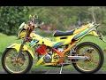 Download Video Modifikasi Motor Suzuki Satria FU Velg Jari-jari Keren Terbaru Part 2 Video