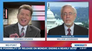 Download MidPoint | William LeoGrande, A professor of government at American University Video