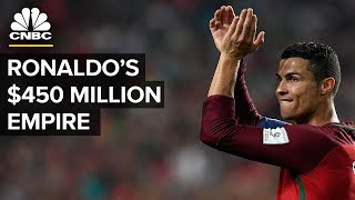 Download Cristiano Ronaldo Is Worth $450 million - Here's How Video