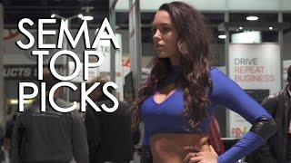 Download SEMA Show 2015 - Top 13 Tuner Cars Video