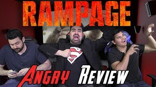 Download Rampage Angry Movie Review Video