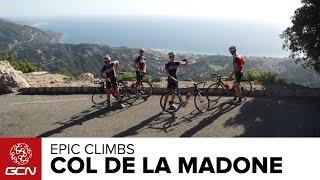 Download Col De La Madone – GCN's Epic Climbs Video