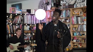 Download Moses Sumney: NPR Music Tiny Desk Concert Video