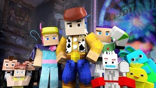 Download Toy Story 4 Trailer Minecraft Animation Video