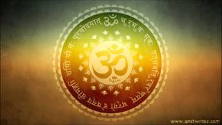 Download Instrumental Gayatri Mantra Flute,Sitar & Santoor Video