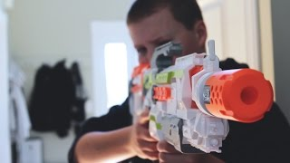 Download Nerf War: Brother Vs. Brother Video