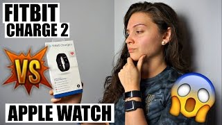 Download Fitbit Charge 2 Review & Apple Watch Comparison   Battle of the Fitness Trackers Video
