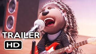 Download Sing Official Trailer #1 (2016) Matthew McConaughey, Scarlett Johansson Animated Movie HD Video