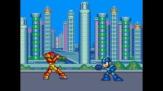 Download Mega Man VS Samus Video