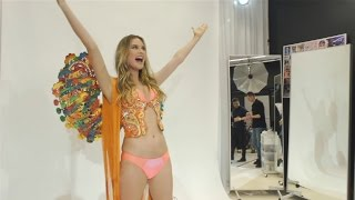 Download Watch Behati Prinsloo Find Out She's Opening the Victoria's Secret Fashion Show Video