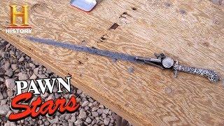 Download Pawn Stars: Sword Pistol (Season 15)   History Video