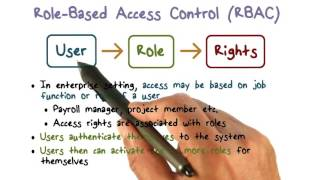 Download Role Based Access Control Video