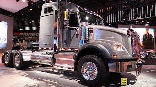 Download 2018 International HX 620 Truck - Walkaround- 2017 NACV Show Atlanta Video