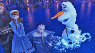 Download 'Olaf's Frozen Adventure' Trailer: Anna and Elsa's Snowman Pal Gets in the Holiday Spirit! Video