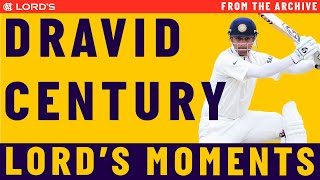 Download Rahul Dravid's 2011 Test Century at Lords | Match Highlights Video