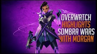 Download Overwatch Highlights Sombra Wars With Morgan Video