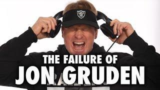 Download The Failure Of Jon Gruden & The Oakland Raiders Video
