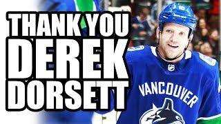 Download Thank You Derek Dorsett! (Derek Dorsett Forced To Retire From NHL / Vancouver Canucks Due To Injury) Video
