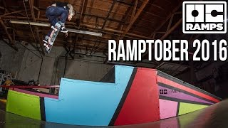 Download Ramptober 2016 - Live bands, 80's themed skateboard event party! Video