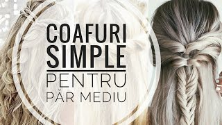 Coafuri Simple Par Mediu 2017 Free Download Video Mp4 3gp M4a
