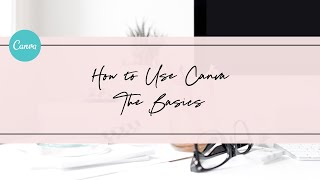 Download How to Use Canva in Your Business - The Basics 2017 Video