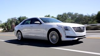 Download 2017 Cadillac CT6 - Review and Road Test Video
