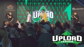Download *LEAKED* KSI CONFRONTS JOE WELLER FACE TO FACE AT UPLOAD EVENT 2017!!! Video