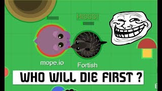 Download Mope.io // TO BE CONTINUED ... Mope.io bests and Funnys moments Video