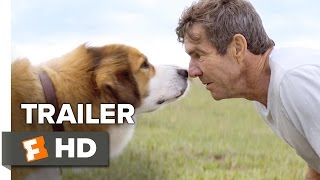 Download A Dog's Purpose Official Trailer 1 (2017) - Dennis Quaid Movie Video