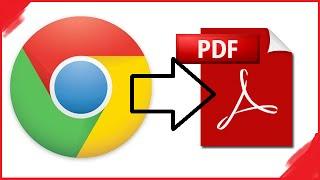 Download Saving webpages as PDF files (Chrome) Video