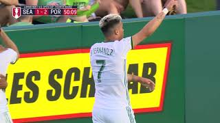 Download Seattle Sounders FC vs. Portland Timbers | HIGHLIGHTS - June 12, 2019 Video
