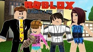 Download Roblox Sitcom : Family Life - Auntie Christy's Surprise Visit - Ep. 01 Video