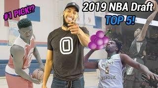 Download 2019 NBA Draft Preview! Zion Williamson, Bol Bol, RJ Barrett And More 👀 Video