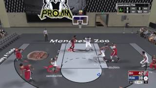 Download DUNKING IN THE OPEN PAINT! NBA 2K17 Pro Am Gameplay Video