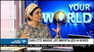 Download A book on the life of liberation struggle icon, Charlotte Maxeke was launched Video