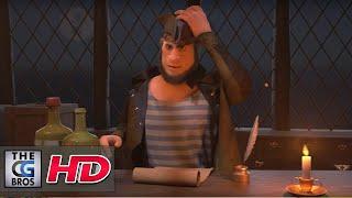 Download CGI 3D Animated Short: ″Drunk Pirate″ - by Jev Belyaev Video