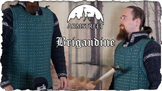 Download Armor Review: Armstreet Brigandine - The Common Man's Plate Video