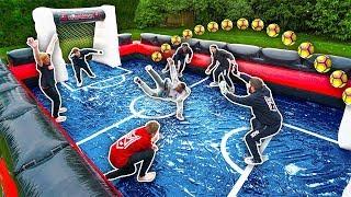 Download SIDEMEN GIANT SLIP AND SLIDE FOOTBALL Video