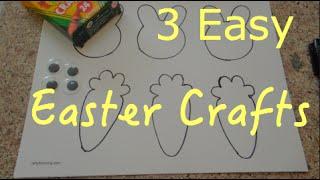 Download DIY   Easy Easter Crafts Video