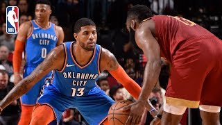 Download Thunder vs Rockets   Full Game Recap: Harden, Westbrook & Paul George Put On A Show In Houston Video