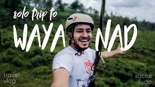 Download Kerala's Longest Zipline - best one day in WAYANAD - Kerala Travel Vlog Video