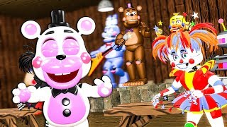Gmod Fnaf - Brand New Fazbear Ultimate Pill Pack Unwithered