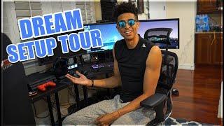 Download MY ULTIMATE DREAM GAMING/EDITING SETUP! Video
