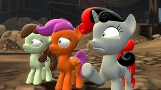 Download An odd day for the Cutie Mark Creeps Video