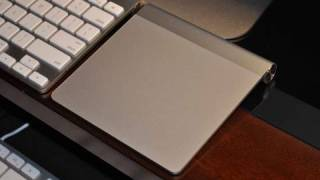 Download Apple Magic Trackpad: Unboxing & Demo Video
