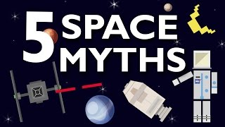 Download 5 SPACE MYTHS DEBUNKED! Video