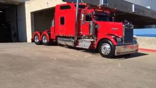 Download Trucks Leaving the Great American Truck Show 2016 Video