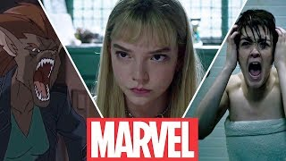 Download The New Mutants (2019) - Magik , Wolfsbane , Cannonball , Sunspot , Moonstar (Then and Now ) Video